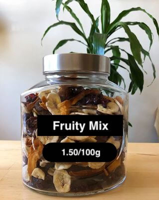 Fruity Mix