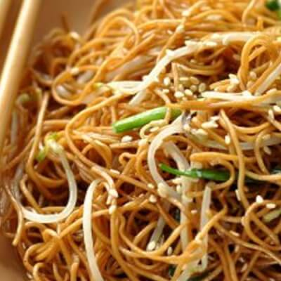 Dried Wheat Noodles (Suitable For Vegetarian & Vegan)