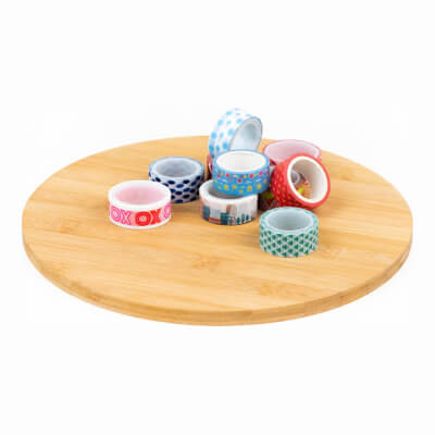 Assorted Print Washi Tape 3-Pack