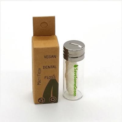 Vegan Dental Floss In Bottle