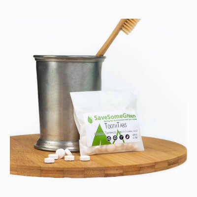 Toothtabs Flouride Free Refill