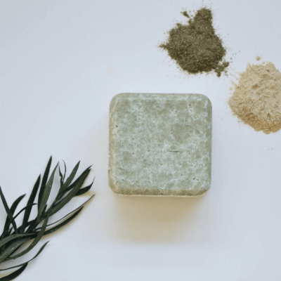 Zero Waste Path 2-In-1 Shampoo & Conditioner Bar - Itchy Scalp