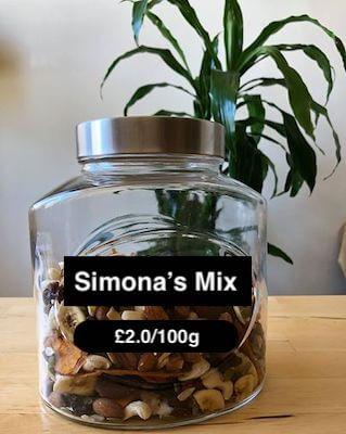 Simona's Mix