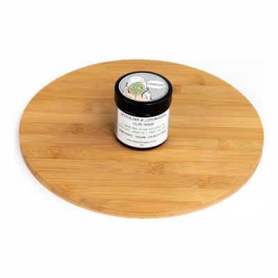 Wheesht  Spirulina And Lemongrass Clay Mask