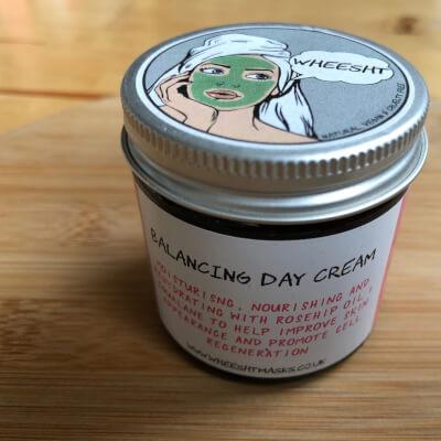 Wheesht Balancing Day Cream