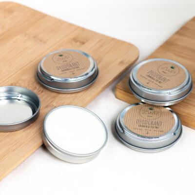 Zero Waste Path Lavender & Tea Tree Deodorant