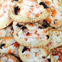 Devon Crab Meat 50 50  227 G