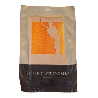 Smoked Salmon Organic By Severn Wye