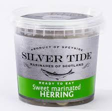 SWEET MARINATED HERRINGS