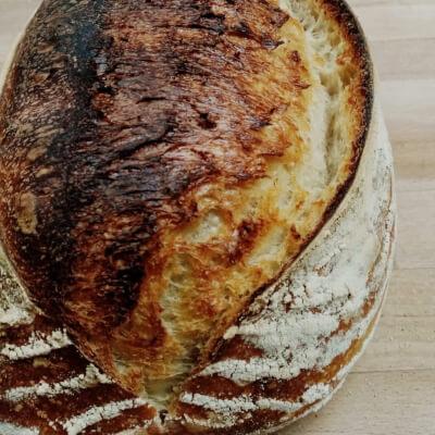 Large White Sourdough