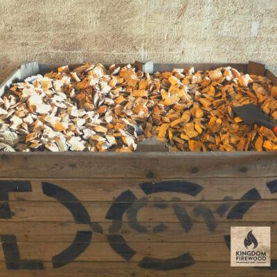 Kiln Dried Kindling Chunks