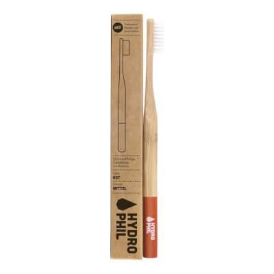 Hydrophil Bamboo Toothbrush - Medium