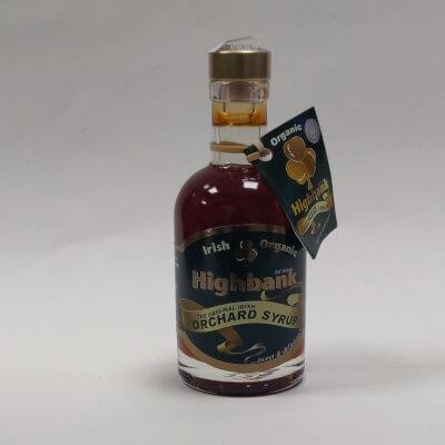 Highbanks Organic Orchard Syrup