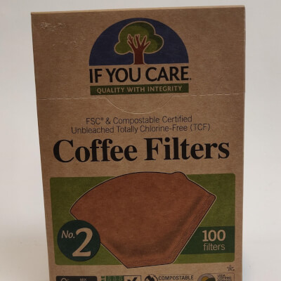 If You Care Coffee Filters No.2