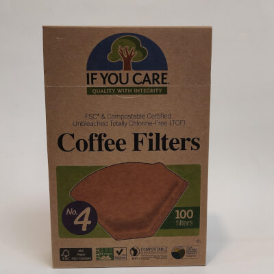If You Care Coffee Filters No.4