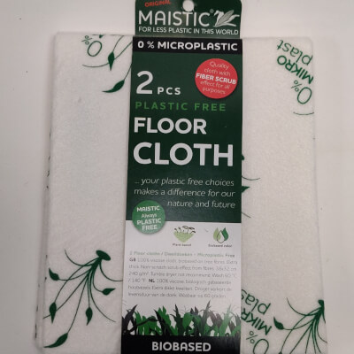 Maistic Floor Cloth 2Pc
