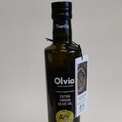 Olvia Extra Virgin Olive Oil 500Ml