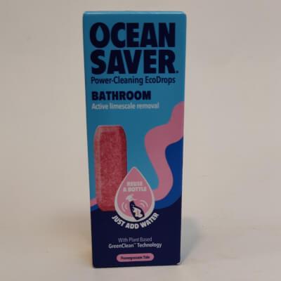 Ocean Savers Bathroom Pomegranate Tide Active Limescale Remover