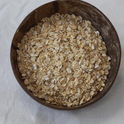 Organic Gluten Free Jumbo Porridge Oats 500G