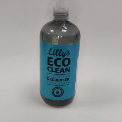 Lillys Eco Clean Degreaser And Descaler