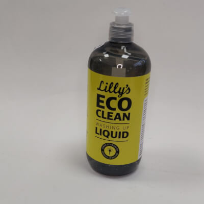 Lillys Eco Clean Washing Up Liquid
