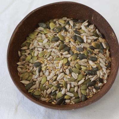 Organic Omega Four Seed Mix 200G