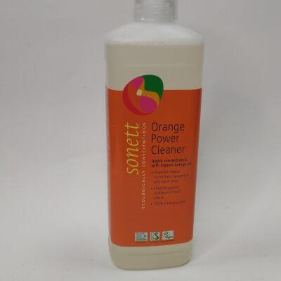 Sonett Orange Power Cleaner