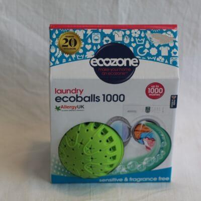 Ecozone Laundry Ecoballs 1000