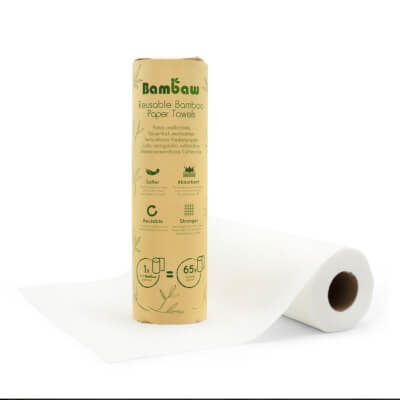 Special Offer!!!!!Bambaw Reusable Bamboo Paper Towels