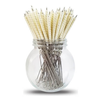 Straw Cleaning Brush