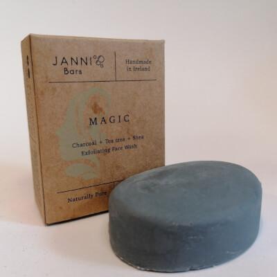 Janni Magic Antibacterial Face Wash