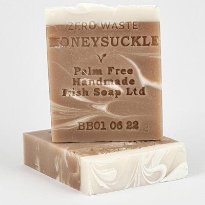 Palm Free Honeysuckle Soap Bar