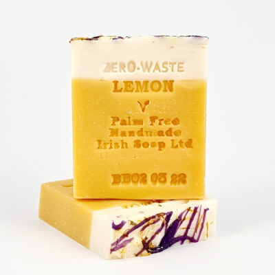 Palm Free Lemon Soap Bar