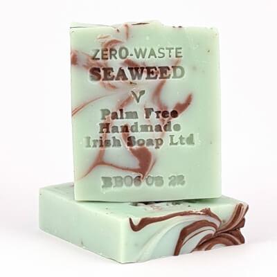 Palm Free Seaweed Soap Bar