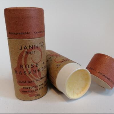 Janni Bars Solid Face Serum
