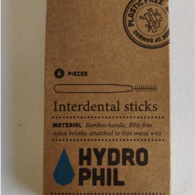 Hydrophil Interdental Sticks Size 0