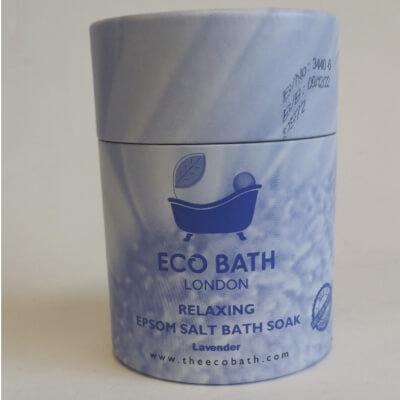 Ecobath Relaxing Epsom Salt Bath Soak