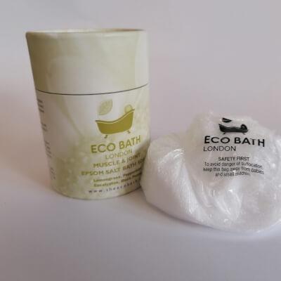 Ecobath Muscle &Joint Epsom Salt Bath Soak