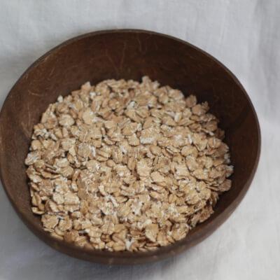 Organic Wheat Flakes 500G