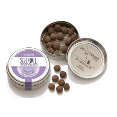 Seedball Butterfly Mix Tin