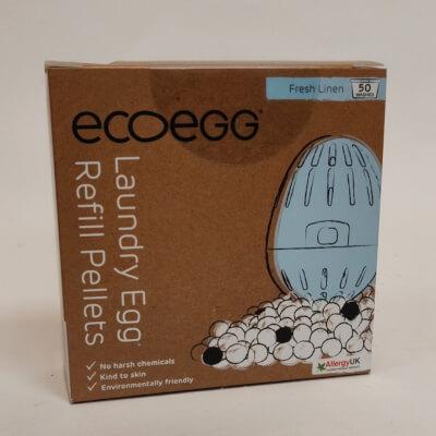 Ecoegg Laundry Refill Pellets Fresh Linen