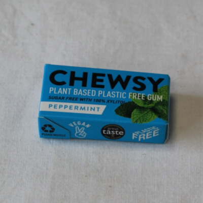 Chewsy Peppermint Chewing Gum