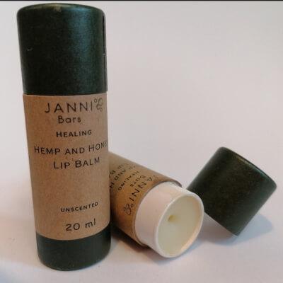 Janni Lip Balm Hemp & Honey 20Ml