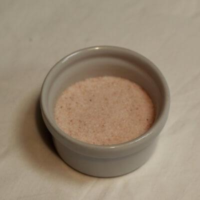 Organic Fine Himalayan Salt 100G