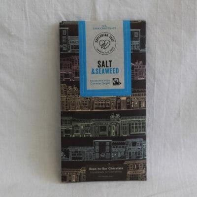 Exploding Tree Salt & Seaweed  Bar 60G
