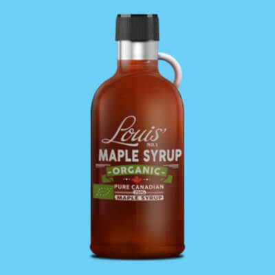 Louis No 1 Organic Maple Syrup 250Ml