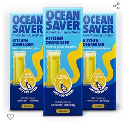 Ocean Saver Kitchen Degreaser 10Ml