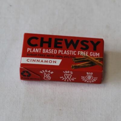 Chewsy Cinnamon Chewing Gum