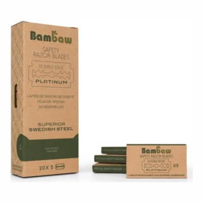 Bambaw Safety Razor Blades 5Pk