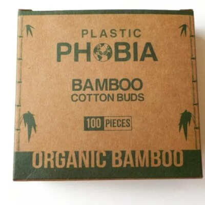 Bamboo Cotton Buds 100S